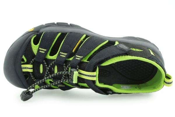 1b5f15432c5 Dětské sandály Newport H2 JR black lime green. Hlídací pes. Zadejte cenu