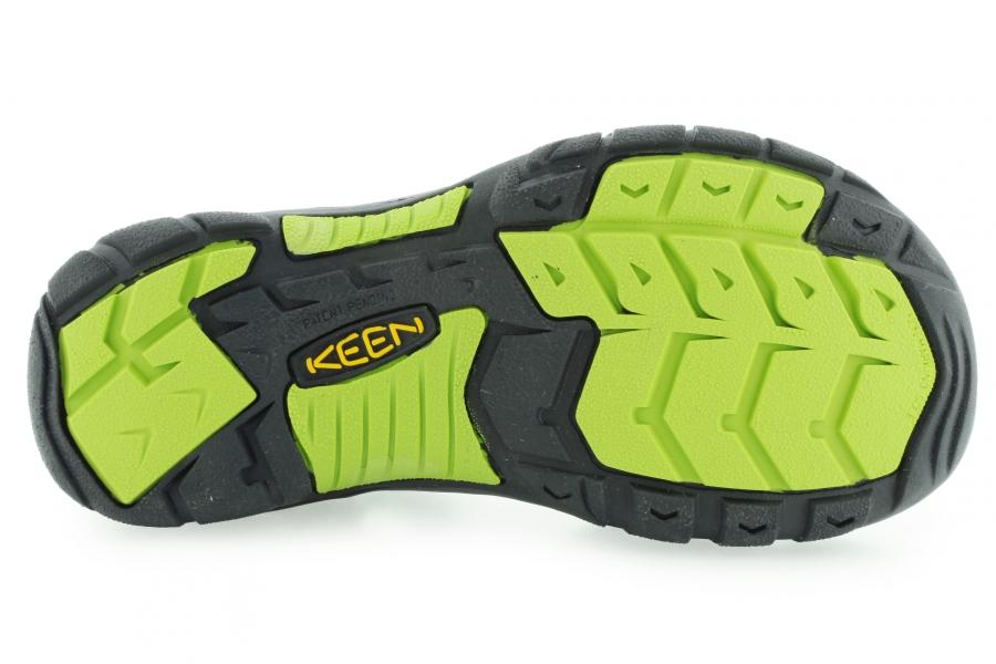 c68b7fb0423b Dětské sandály Newport H2 JR black lime green. Hlídací pes. Zadejte cenu