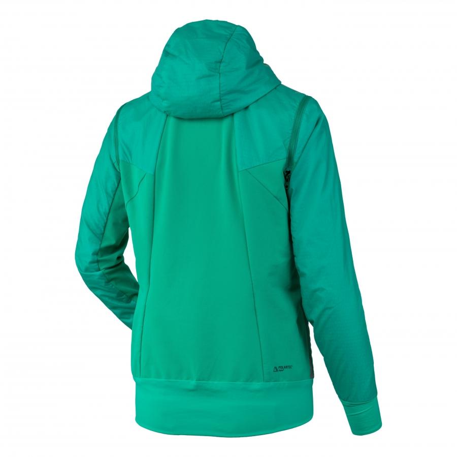 Dámská bunda PEDROC HYBRID ALPHA W 2 1 JACKET · 0911 black out 1830 5761  peacock green 5460 6891 red plum 6080. Hlídací pes. Zadejte cenu ff77ffa2c2