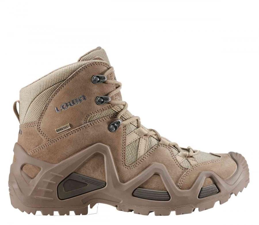 6de585f6658 ... Pánská treková obuv ZEPHYR GTX MID TF first look 2ec0b 54cb9 ...