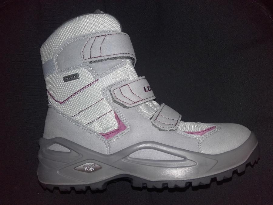 b6eea66bda9 Dětská vyšší zimní bota
